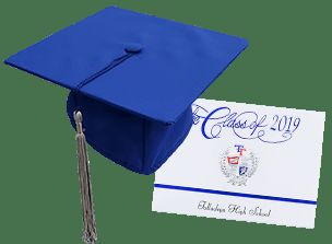 Class of 2019 Cap and Gown Memo
