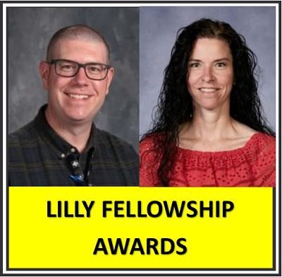 TSC teachers win Lilly Fellowships